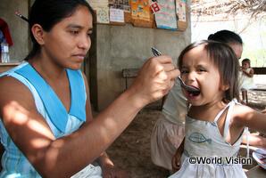 子どもの慢性的な栄養不良はエルサルバドルの大きな課題です